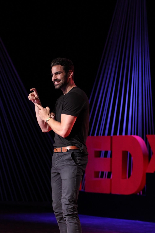 Nyle DiMarco at TEDxKlagenfurt 2018