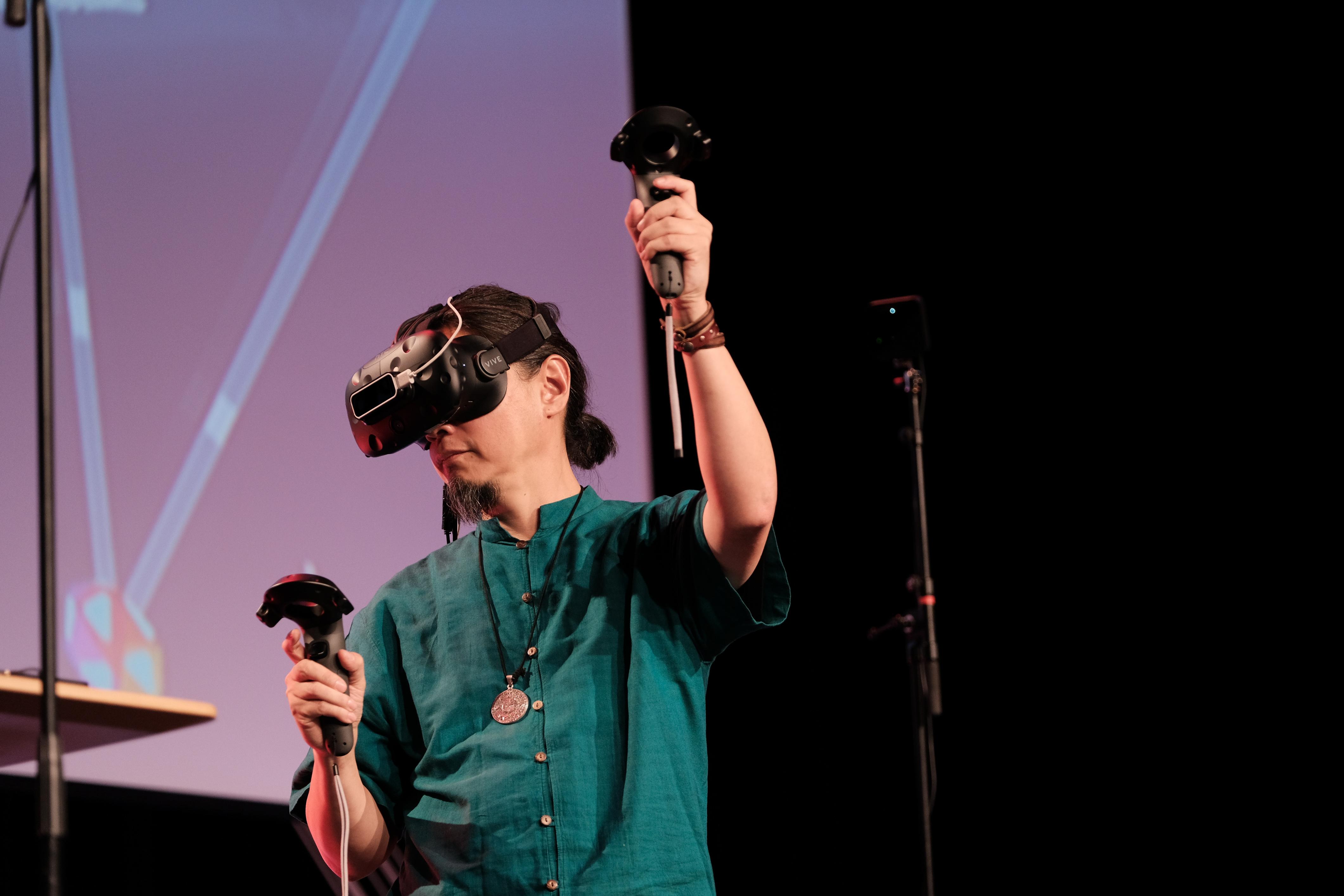 TEDxKLU_VR